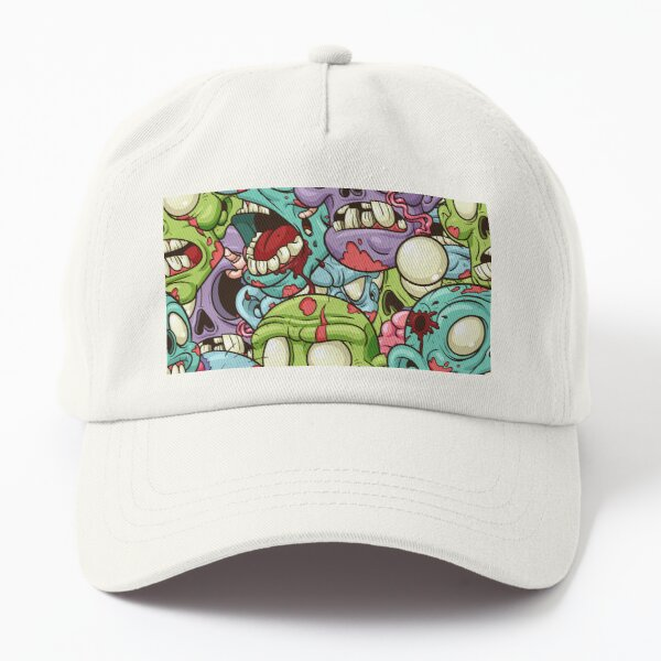 Zombies Dad Hat