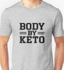 Body by Keto T-Shirt