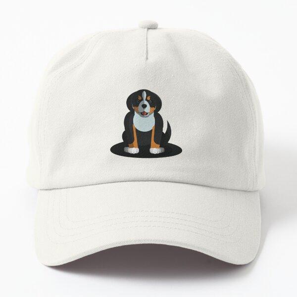 Border Collie Dog Dad Hat