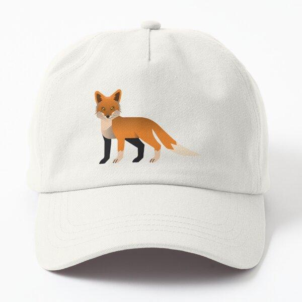 Fantastic Fox Dad Hat