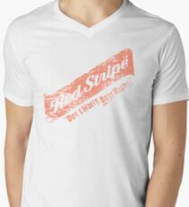 Don't Worry Red Stripe Beer Happy T-Shirt