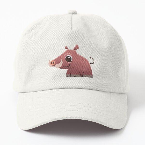 Cute Warthog Dad Hat