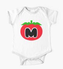 Kirby - Maxim Tomato One Piece - Short Sleeve