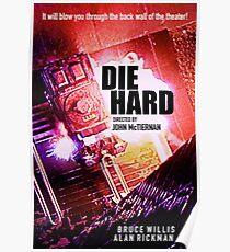 DIE HARD 3 Poster