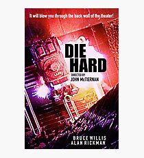 DIE HARD 3 Photographic Print