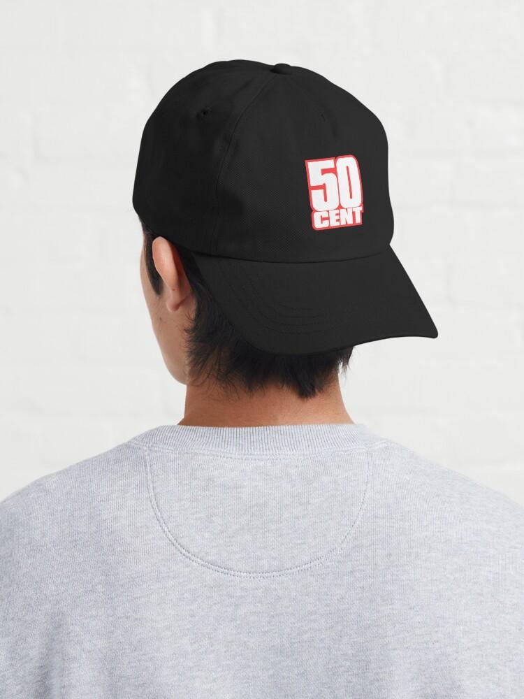 Alternate view of 50 Cent  Cap