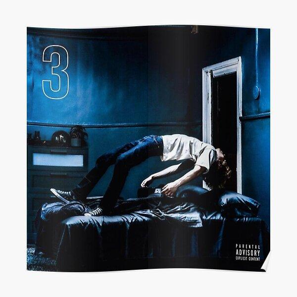 F*ck Love 3 Album Cover  Poster