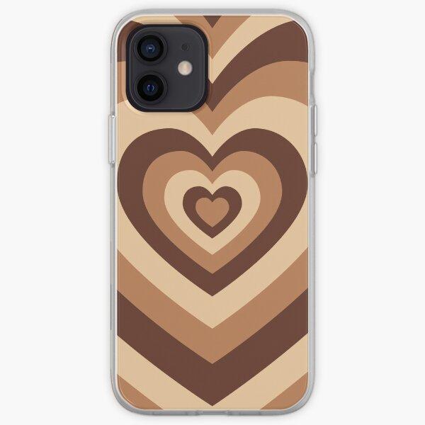Latte Love Wildflower  iPhone Soft Case