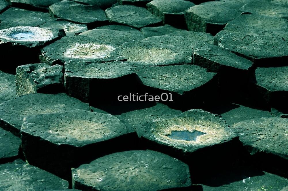 Giants Causeway Northern Ireland by celticfae01