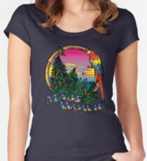 Maui Wowie Women's Fitted Scoop T-Shirt