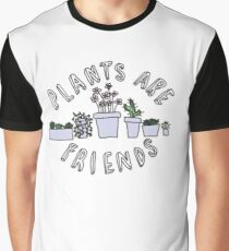 Plants are Friends Graphic T-Shirt
