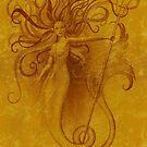 Gold Siren by Ivy Izzard