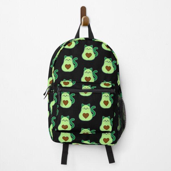 Avocado Cat - Avogato- Avocato Backpack
