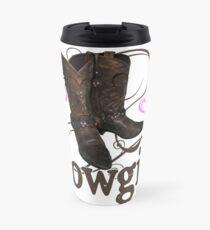 Cowgirl Travel Mug