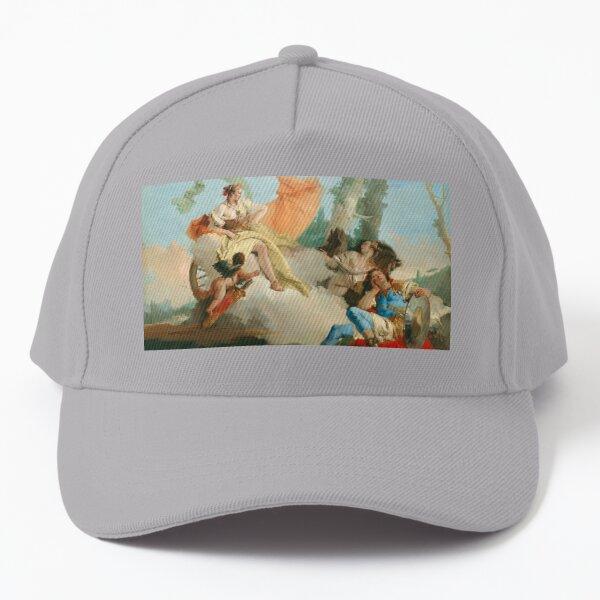 Giovanni Battista Tiepolo - Rinaldo Enchanted by Armida Baseball Cap