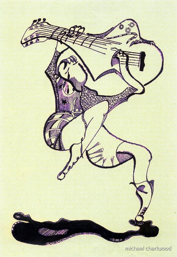 bluesman by michael charlwood