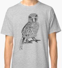 Kakapo - King of the Parrots Classic T-Shirt