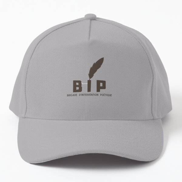 bip - poetic intervention squad Baseball Cap