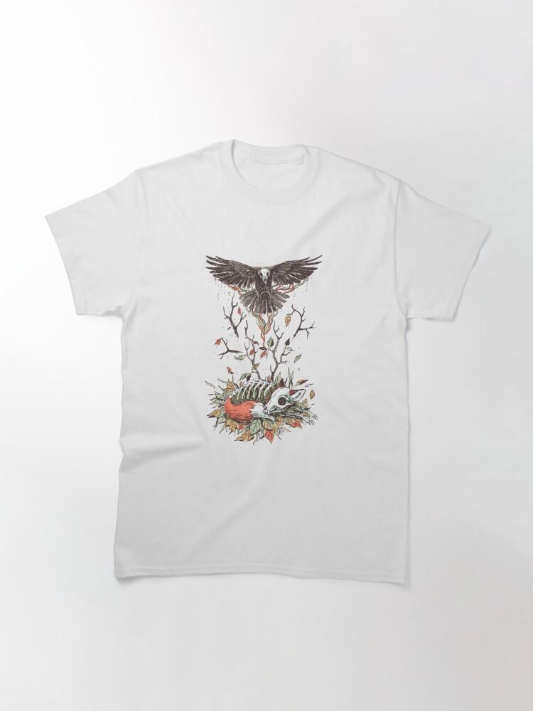 Alternate view of Eternal Sleep Classic T-Shirt