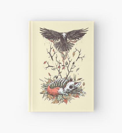 Eternal Sleep Hardcover Journal