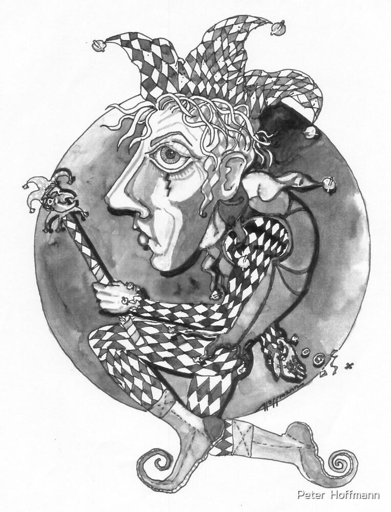 jester by Peter  Hoffmann