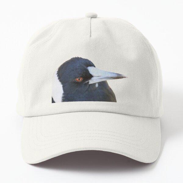 Australian Magpie Dad Hat