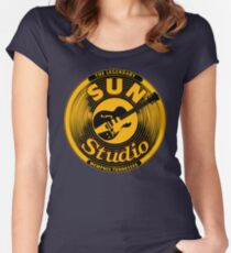 The Legendary Studio Women's Fitted Scoop T-Shirt
