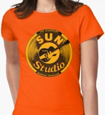 The Legendary Studio Womens Fitted T-Shirt