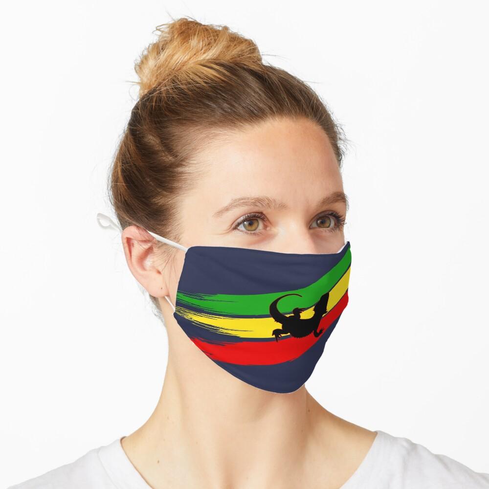 Rastabeardian Mask