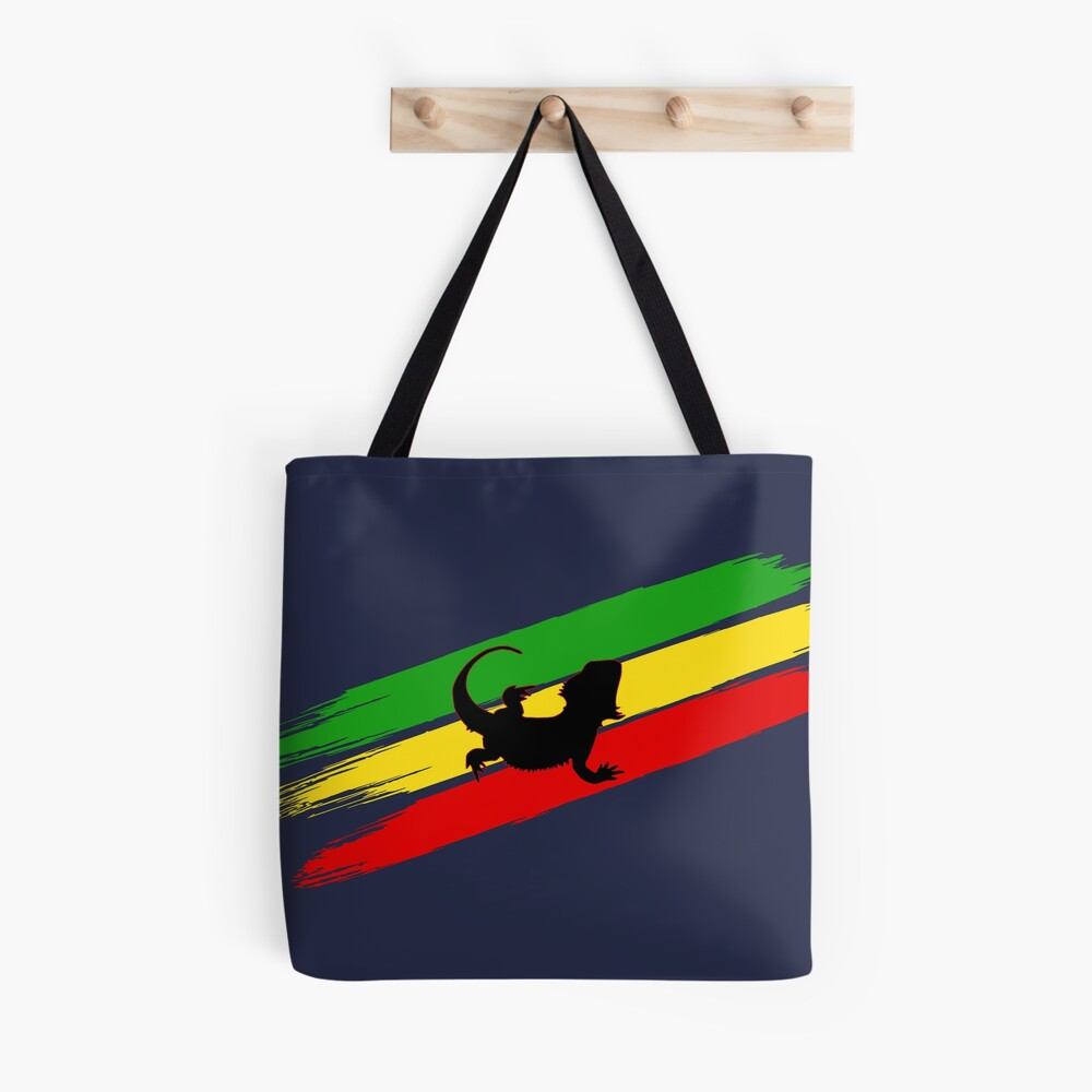 Rastabeardian Tote Bag