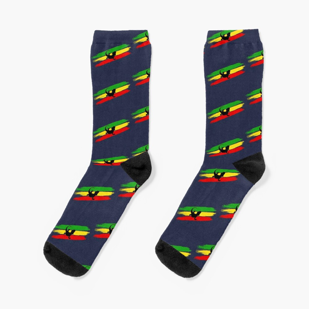 Rastabeardian Socks