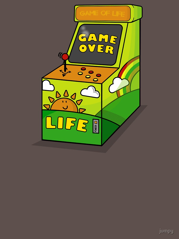 LIFE its not a game by jumpy