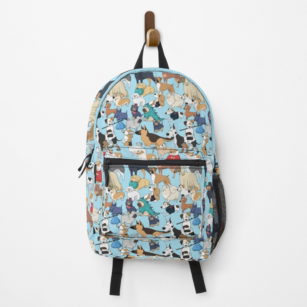 Dogs of the World Backpack