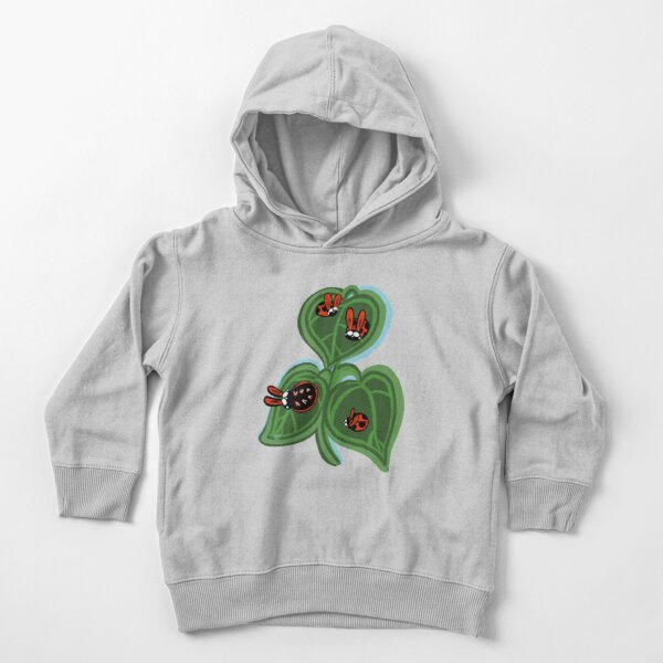 Lady Bunny Bugs Toddler Pullover Hoodie