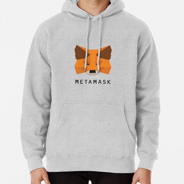 MetaMask Sweat à capuche épais