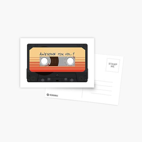 Awesome Mix Vol. 1 Postal