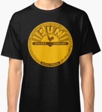 The Vinyl Of Sun Classic T-Shirt