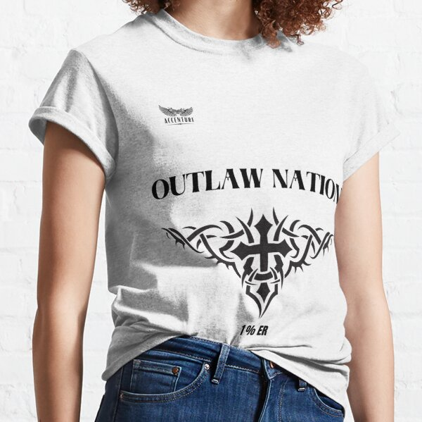 Accenture Outlaw Nation Classic T-Shirt