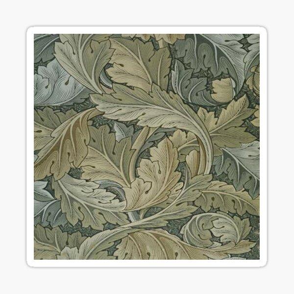 William Morris Acanthus Sticker