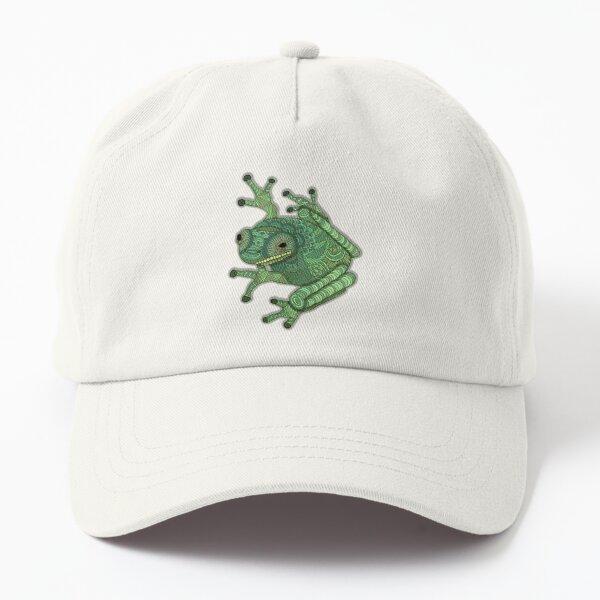 Tree Frog Dad Hat
