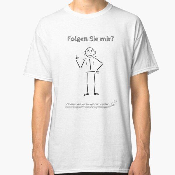 Die Tilde - Folgen Sie mir? Classic T-Shirt