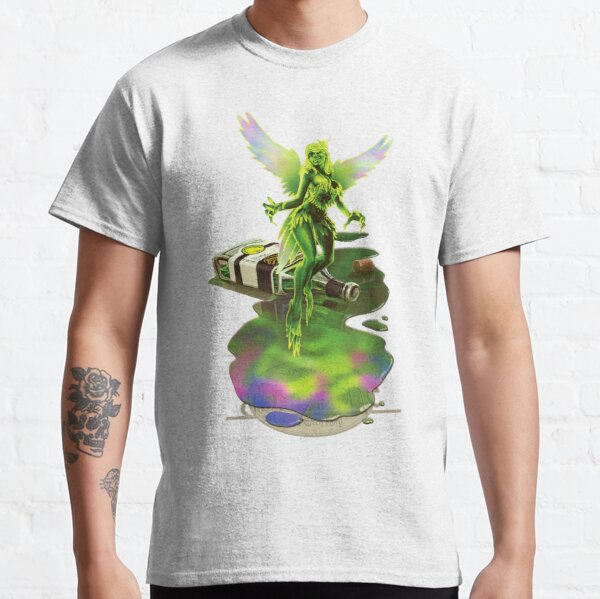 Absynthe - 'The Green Fairy' Classic T-Shirt