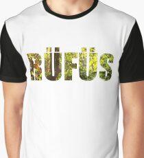 RÜFÜS / RÜFÜS DU SOL Graphic T-Shirt