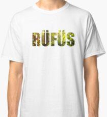 RÜFÜS / RÜFÜS DU SOL Classic T-Shirt