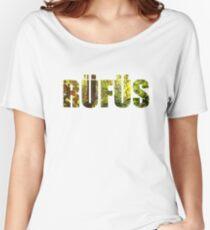 RÜFÜS / RÜFÜS DU SOL Women's Relaxed Fit T-Shirt