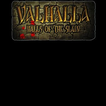 Valhalla: Halls of the Slain by AdamNichols