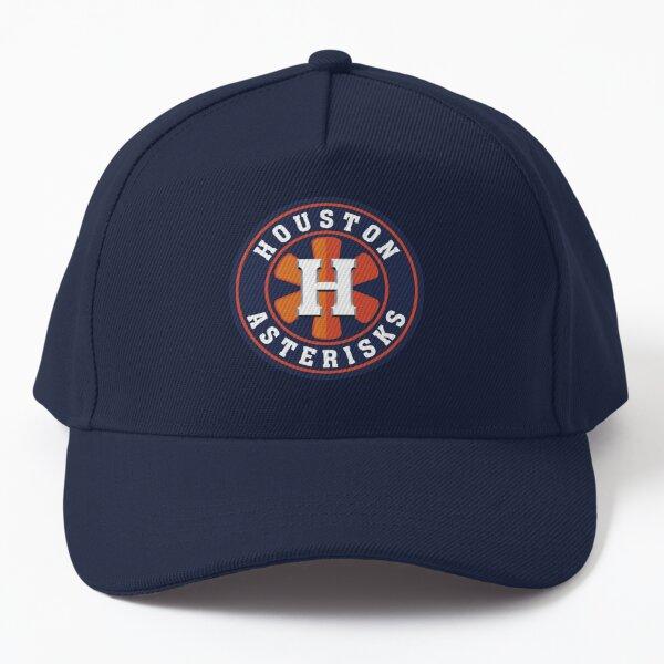 Houston Asterisks Parody Baseball Logo Baseball Cap