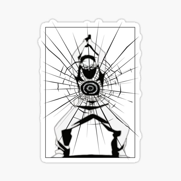 GTO - Grand Maître Onizuka Sticker