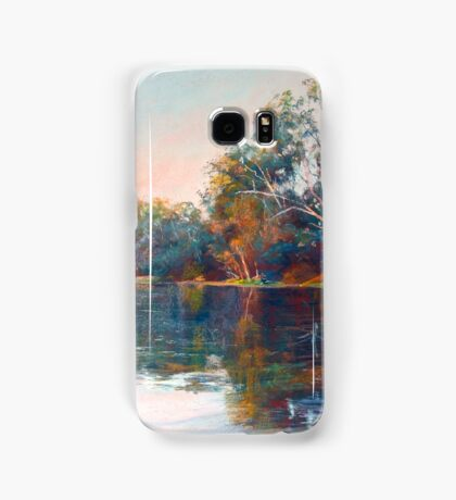 A Touch of Gold Samsung Galaxy Case/Skin
