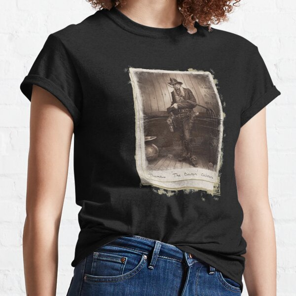 Thomas 'The Baron' Cochrane Classic T-Shirt